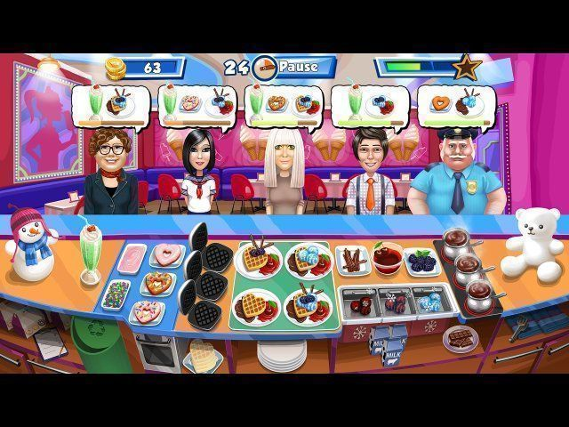 Screenshot  «Happy Chef 3. Collector's Edition» № 3