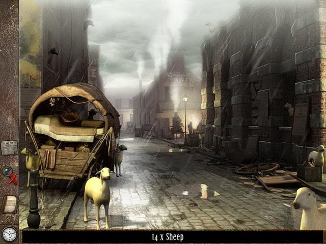 Screenshot  «Jack the Ripper: Letters from Hell» № 2