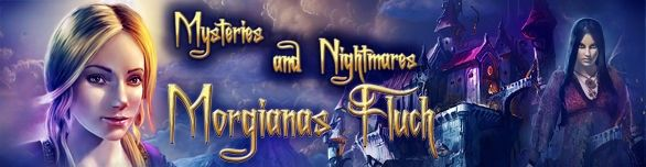 Spiel Mysteries and Nightmares Morgianas Fluch