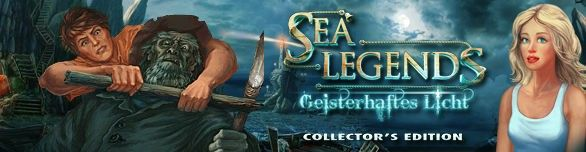 Spiel Sea Legends Geisterhaftes Licht Sammleredition
