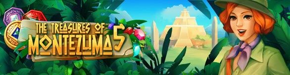 Spiel The Treasures of Montezuma 5