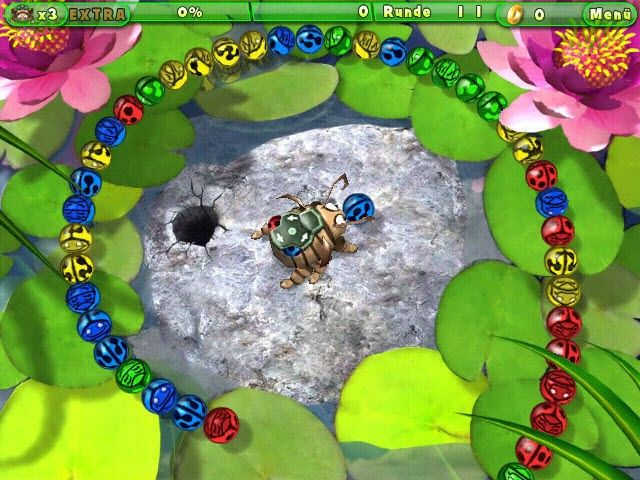 Screenshot  «Tumblebugs 2» № 1